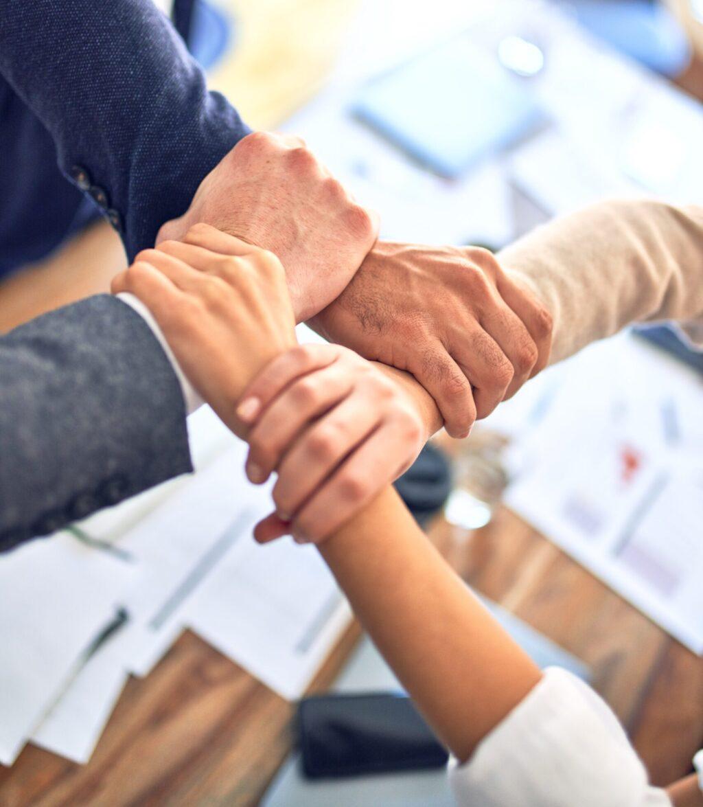 teamwerk gelijkheid gezelligheid